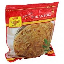 Deep Puran Poli 4pcs