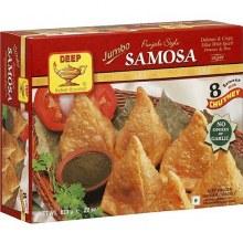 Deep Samosa Jumbo 8ct