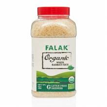 Falak Organic Basmati Rice 4lb
