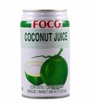 Foco Coconut Water 350ml