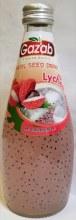 Gazab Basil Lychee Juice 290ml