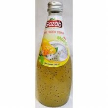 Gazab Basil Mango Juice 290ml