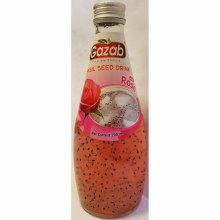 Gazab Basil Rose Juice 290ml