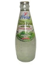Gazab Coconut Juice Pulp 290ml