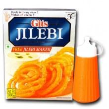Gits Jilebi Mix & Maker 100g