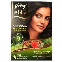 Godrej Henna Natural Black 60g