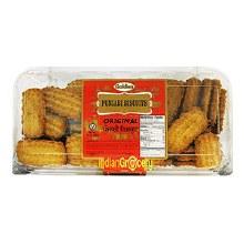 Golden Punjabi Biscuits