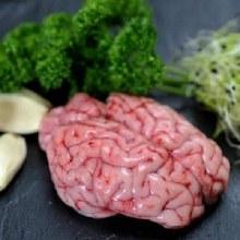 Halal Goat Brain