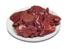 Halal Goat Liver
