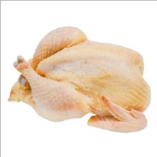 Halal Whole Chicken Medium Pcs