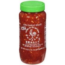 Huy Fong Chilli Garlic Sauce
