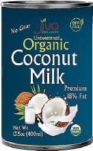 Jiva Coconut Milk 400ml