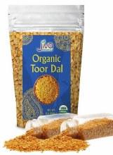Jiva Organic Toor Dal 2lb
