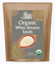 Jiva Sesame Seeds White 7oz