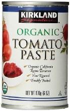 Kirkland Tomato Paste 6oz