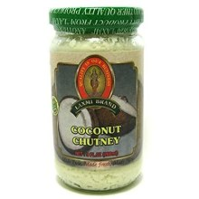 Laxmi Coconut Chutney 8oz