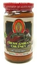 Laxmi Garlic Chutney 8oz