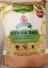 Laxmi Organic Chana Dal 2lb