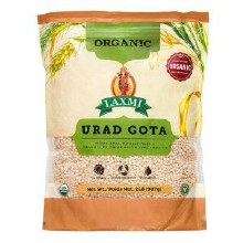Laxmi Organic Urad Gota 2lb