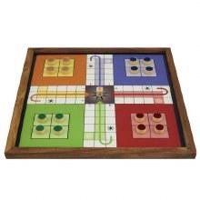 Ludo Board Game Set