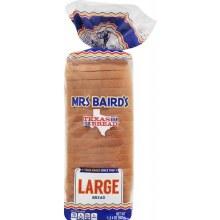 MRS Baird's White Large Bread