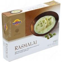 Nanak Rasmalai 8Pcs 454g