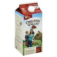 Organic Valley Whl Milk HG