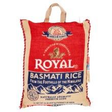 Royal Basmati Rice 20lb
