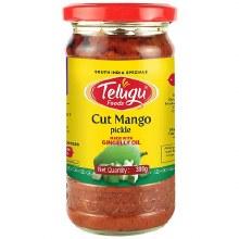 Telugu Cut Mango Pickle 300g