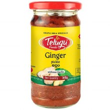 Telugu Ginger Pickle 300g