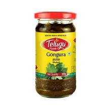 Telugu Gongura Pickle 300g