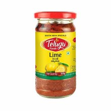 Telugu Lime Pickle 300g