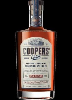Cooper Bourbon 750ml 100 Pr