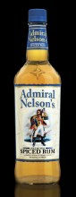 Admiral Nelson spiced 750ml