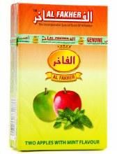 Al fakher apple mint