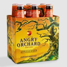 ANGRY ORCHARD GINGER 6PK