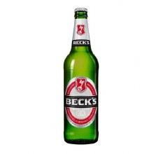 Becks 22oz btl