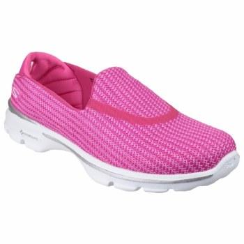 GO Walk 3 4 Hot Pink