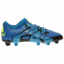 Adidas X 15.1 FG/AG J 5.5 Blue