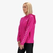 UA Woven Hooded Jacket S Pink