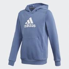 Adidas Bos Hoody S Blue/White