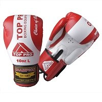 Top Pro Champion Boxing Gloves