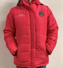 Ros Galaxy Puffa Jacket Size 12