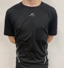 Pro Touch Tee Mens S Black