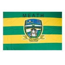 Crested Flag 5 x 3 5x3 Meath
