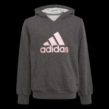 Adidas Bos Hoody Girls S Black