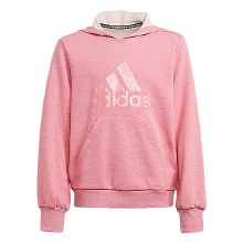 Adidas Bos Hoody Girls S Pink/
