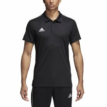 Adidas CORE18 Polo M Black/Whi
