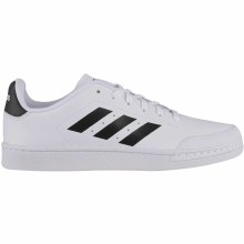 Adidas COURT70S 9 FTWHITE/BLAC