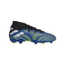 Adidas Nemeziz.3 FG J 3 Blue/W